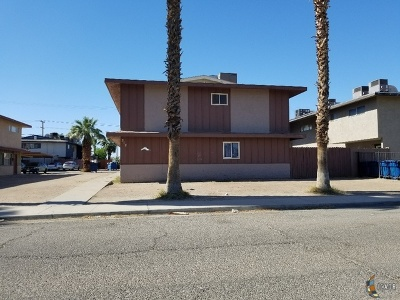 Calexico CA Multi Family Home For Sale: $432,000