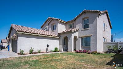El Centro Single Family Home For Sale: 1216 Manuel A Ortiz Ave