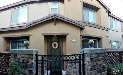 Brawley Single Family Home For Sale: 418 Cool Creek Ct #3