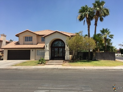 Calexico CA Single Family Home For Sale: $395,000