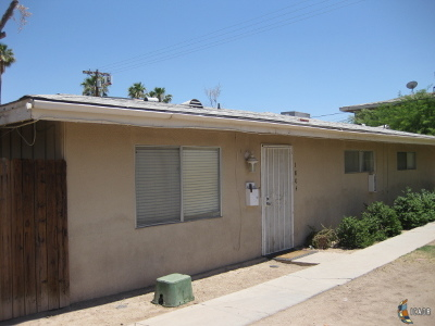 El Centro Single Family Home For Sale: 1804 S 4th St