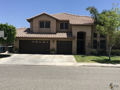 Calexico CA Single Family Home For Sale: $418,000