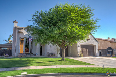 El Centro Single Family Home For Sale: 2625 Elm Cir