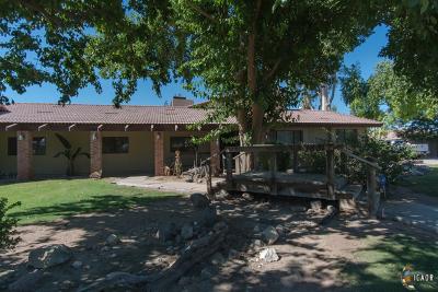 Brawley Single Family Home For Sale: 183 Julia Dr