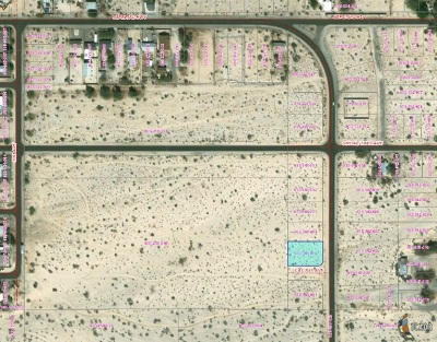 Residential Lots & Land For Sale: Imperial Hwy