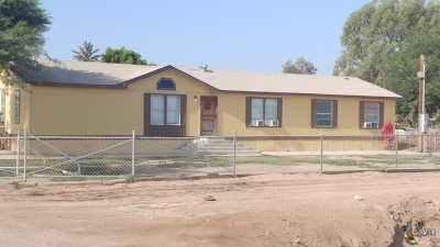 El Centro Mobile Home For Sale: 95 E Cruickshank Rd