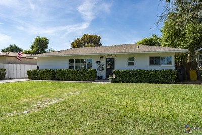 Brawley Single Family Home For Sale: 360 W K St
