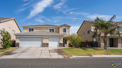 Calexico Single Family Home For Sale: 1005 F Torres St