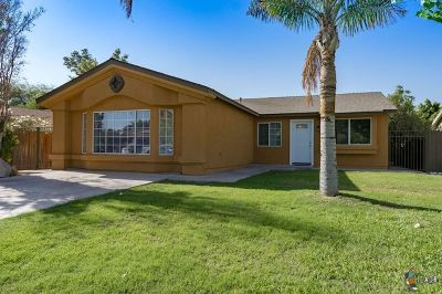 Calexico Single Family Home For Sale: 1032 Valley St
