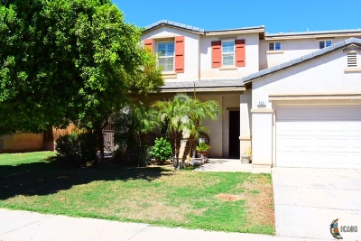 El Centro Single Family Home For Sale: 902 Palmview Ave