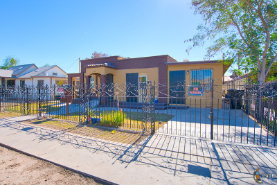Calexico CA Multi Family Home For Sale: $375,000