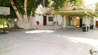 Holtville Single Family Home For Sale: 1499 Vencil Rd