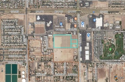 El Centro Commercial Lots & Land For Sale: South 4th