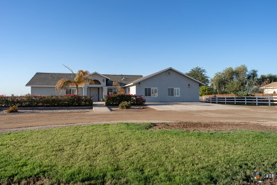 Imperial Single Family Home For Sale: 527 Robinson Rd