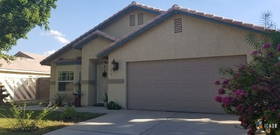 Imperial CA Single Family Home For Sale: $254,900