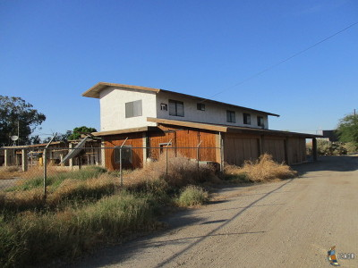 Brawley Single Family Home For Sale: 4097 Hwy 86