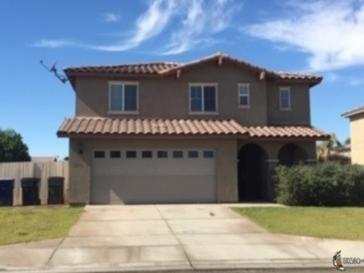 Imperial Single Family Home For Sale: 2435 Earhart Ct