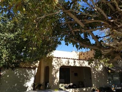 Brawley Multi Family Home For Sale: 125 W C St #127
