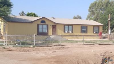 El Centro Mobile Home For Sale: 95 E Cruickshank Rd