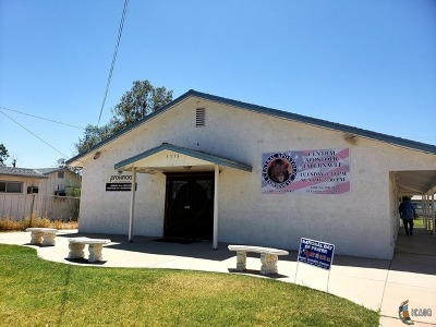 El Centro Multi Family Home For Sale: 1598 N 8th St