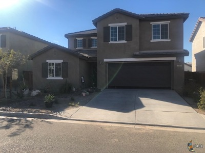 Imperial Single Family Home For Sale: 2307 Mitzi Kim Cir
