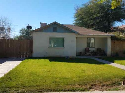 Brawley Single Family Home For Sale: 538 W G