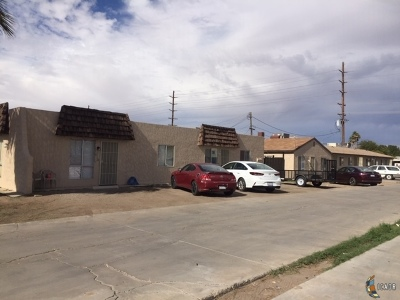 El Centro Multi Family Home For Sale: 1224 Woodward Ave