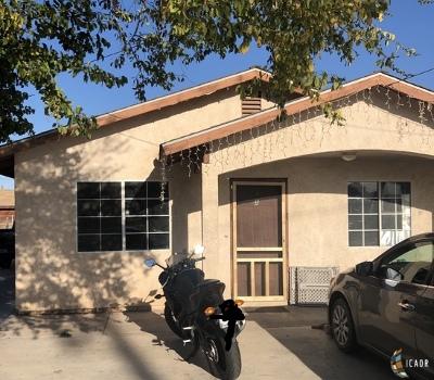 Brawley Single Family Home For Sale: 330 S Cesar Chavez St #1