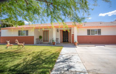 El Centro Single Family Home For Sale: 1415 Aurora Dr