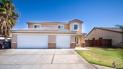 Imperial Single Family Home For Sale: 200 Cahuilla Dr