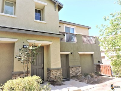 Brawley Single Family Home For Sale: 419 Cool Creek Ct #3