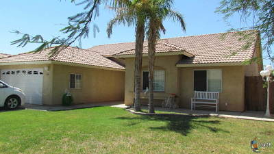 Imperial CA Single Family Home For Sale: $265,000
