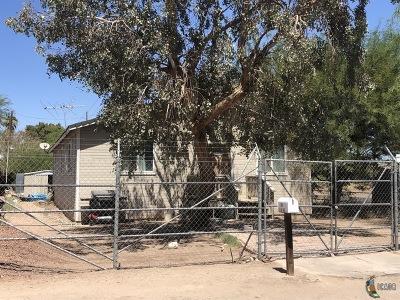El Centro Single Family Home For Sale: 204 W Villa