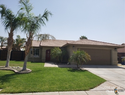 Calexico Single Family Home For Sale: 1236 7th St