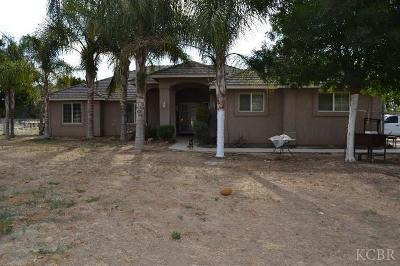 Hanford Single Family Home For Sale: 12741 12th Avenue