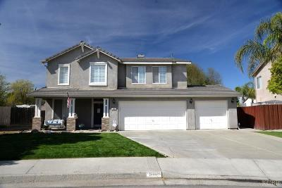 Hanford Single Family Home For Sale: 940 W Sandstone Court