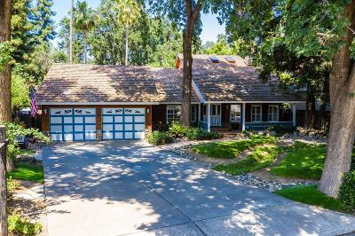 Visalia Single Family Home For Sale: 15134 Avenue 313