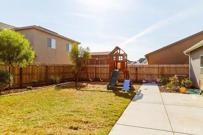 Hanford Single Family Home For Sale: 1265 N Academy Drive