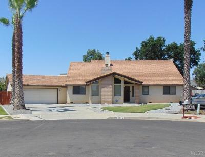 Hanford Single Family Home For Sale: 2374 Pine Street