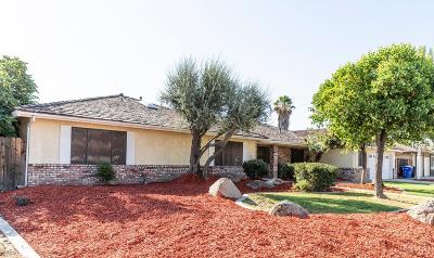 Hanford Single Family Home For Sale: 2601 N Douty Street