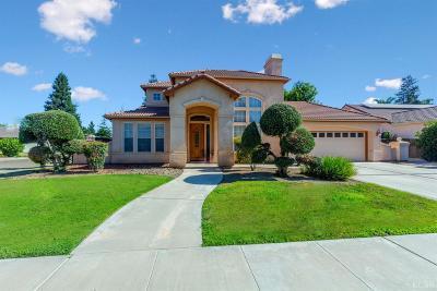 Visalia Single Family Home For Sale: 5550 W Buena Vista Avenue
