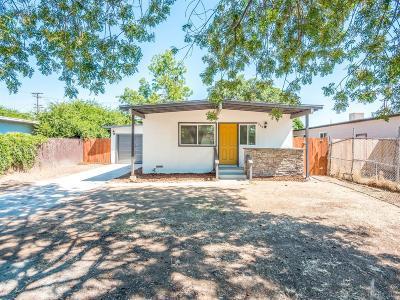 Fresno Single Family Home For Sale: 248 W Eden Avenue