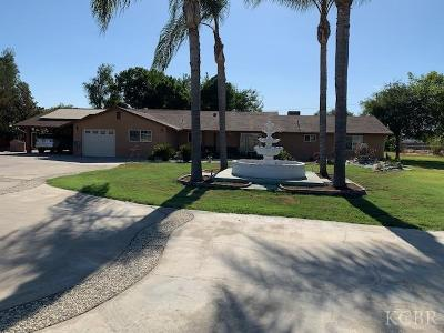 Hanford Single Family Home For Sale: 8700 12th Avenue