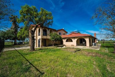 Hanford Single Family Home For Sale: 12726 Houston Avenue