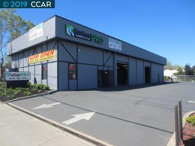 Antioch Commercial For Sale: 411 E 18th St