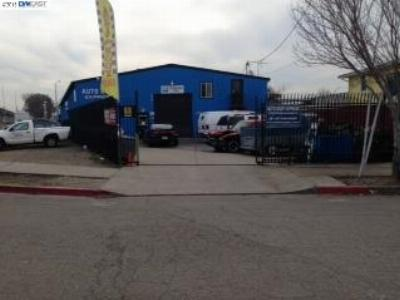 San Leandro Commercial For Sale: 509 Estabrook St