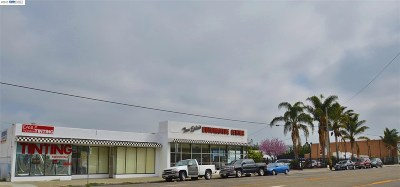 San Leandro Commercial For Sale: 16330 East 14th Street
