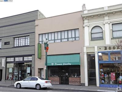 Alameda CA Commercial Lease For Lease: $6,720