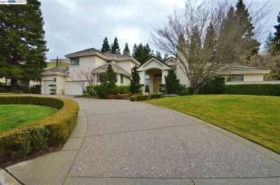 Danville Single Family Home For Sale: 5431 Blackhawk Dr