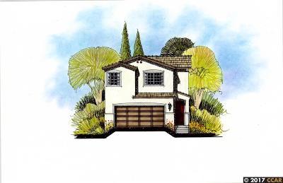El Sobrante Single Family Home For Sale: 427 Colina Way